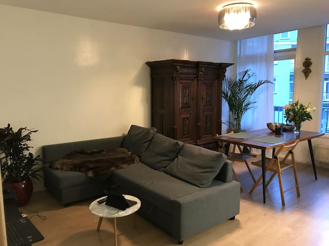 Apartment/Studio in The Center of Amsterdam