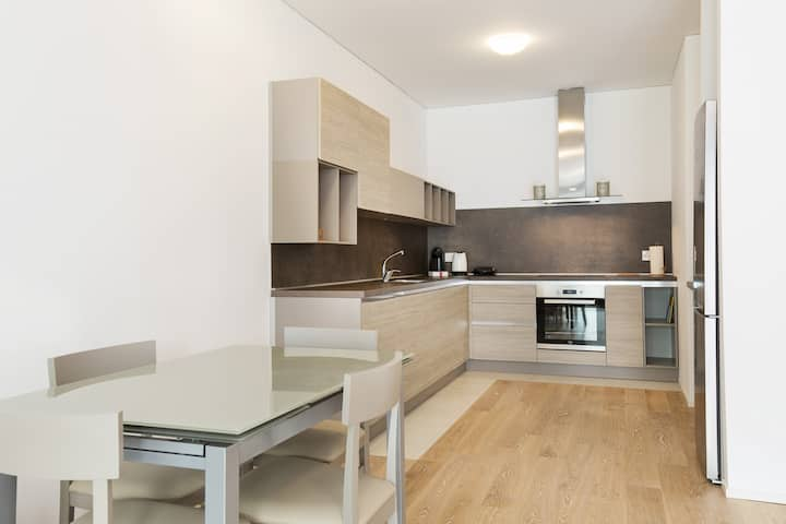 New two-room apartment near the center (Agorà 5D)