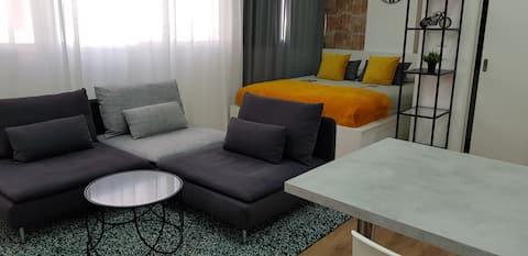 Lägenhet i centrala Haifa