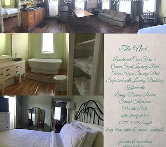 Whippoorwill Hotel: Nest Apartment Suite - Water Valley - Other