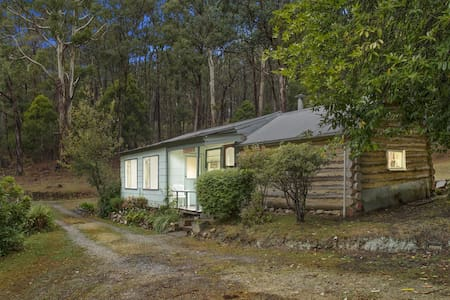Chivy Chase - Old miners cabin in the Aussie bush