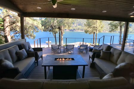 New Listing - Lake Front Oasis