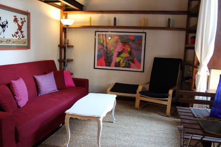 Cozy Trastevere Loft - Roma - Apartment
