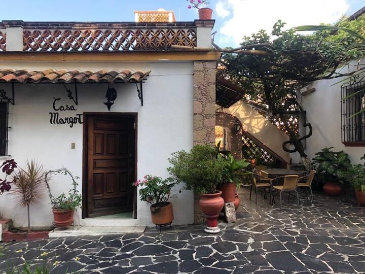 Casa Margot - Departamento centro de Taxco