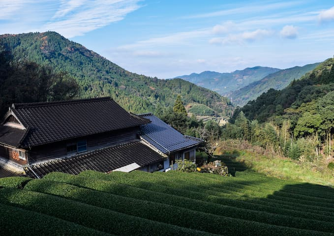 Sky Tea House (private room with amazing balcony)