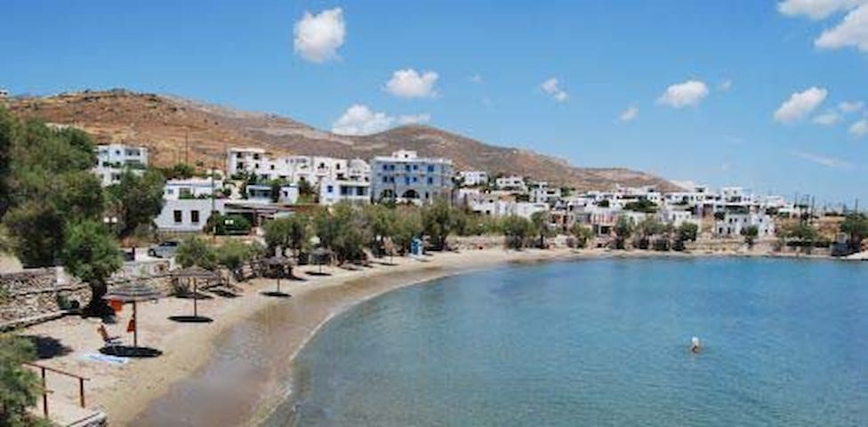 Aegean Coast - Ermoupoli - Apartment