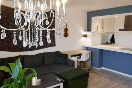 Modern apartment  - quiet and close city center - Elverum - Íbúð