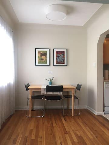 Charming Capitol Hill 1-Bedroom Condo