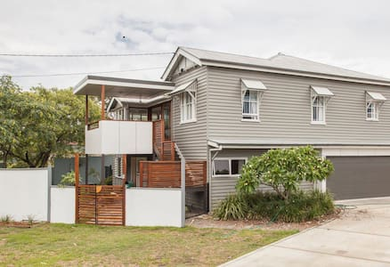 Lone Pine House - great for kids, pets, families - Enoggera - Hus