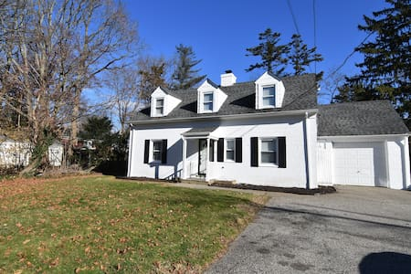 Charming Renovated Colonial House In Syosset, NY