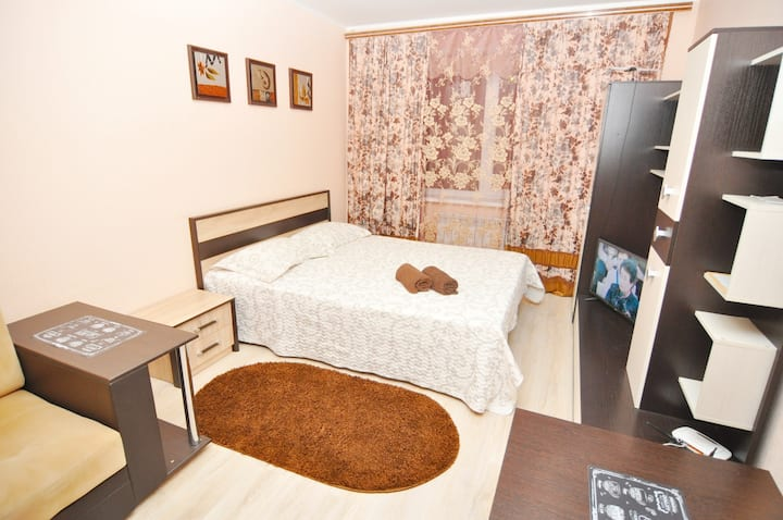 Apartment in the center / Квартира на Береговой
