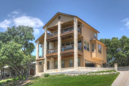 3's A Charm At Canyon Lake - Canyon Lake - Haus