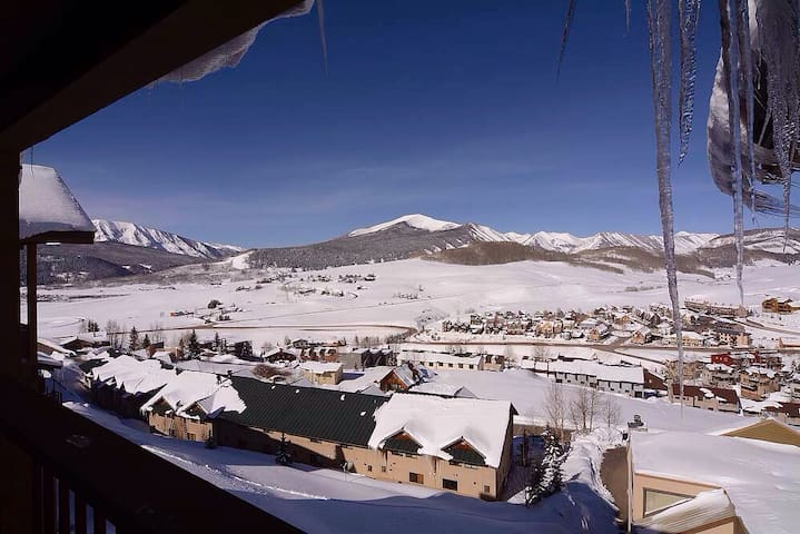 Fabulous 3 BR 2 BA Ski in- Ski out - Crested Butte - Wohnung