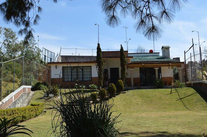 Cabaña Huasca