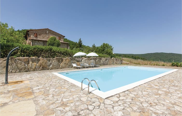 Holiday apartment with 1 bedroom on 60m² in Montecatini V.C. (PI)