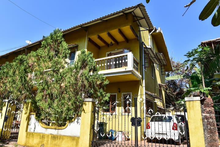 GURUKRUPA HAPPY HOME - Panjim - Bungalo