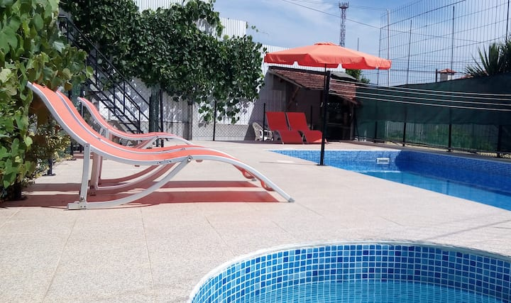 Fontielas Houses |Floor1 in House with shared Pool