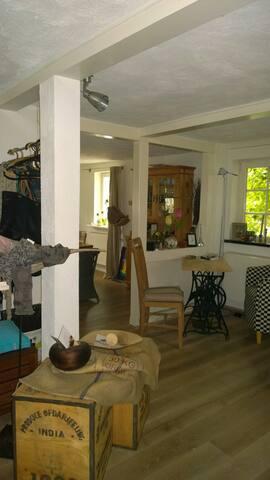 Studio in Freudenberger Altstadt - Freudenberg - Guest suite