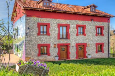 Casa Rural La Bernarda  I y II - Trashaedo - House