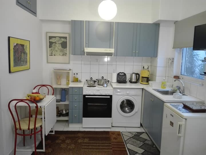 Studio 50 meters from Athens University Campus
