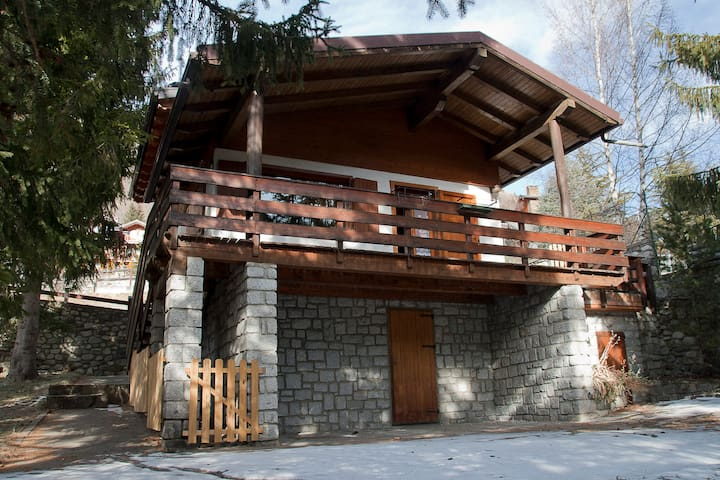 Beautiful sunny villa close to town centre - Ponte di Legno - Villa