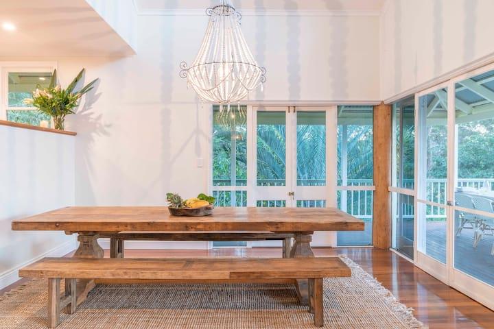 Amity House - Noosa Hinterland Retreat
