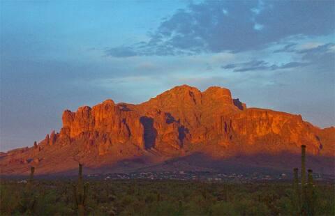 Santa Rita Casita - Sonoran Desert Retreat