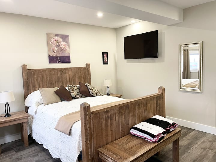 The Trail Way Hub 2 bedroom suite