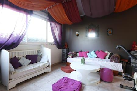 Grand appartement a 25mn de Paris  - Dammarie-lès-Lys - Lägenhet