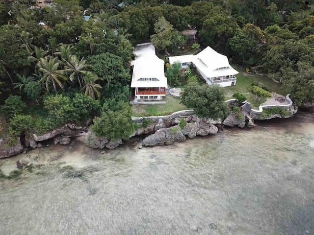 Seaside White House Siquijor's best location