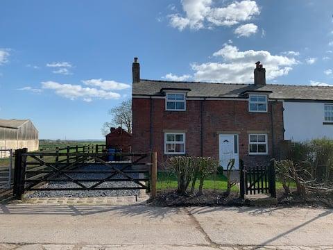 Newton Hall Farm Cottage.