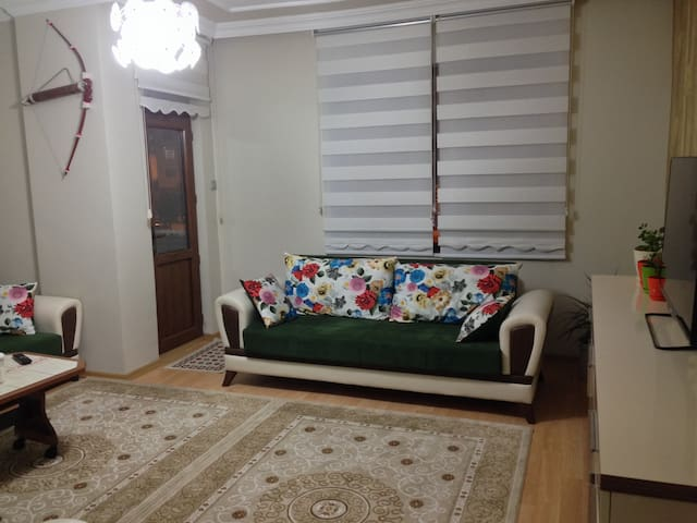 3 min. far away fr city center - Kayseri - Apartamento