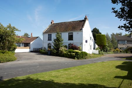 Skelton Grange Farmhouse - King en-suite 2 - Skelton - Bed & Breakfast