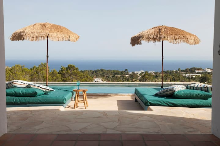 FINCA CUBALA - Harissa Villas Ibiza, Es Cubells (South-West)