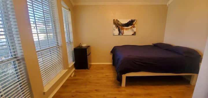Cute room with small private bath