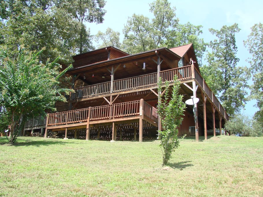 Tranquility Cabins For Rent In Murphy North Carolina