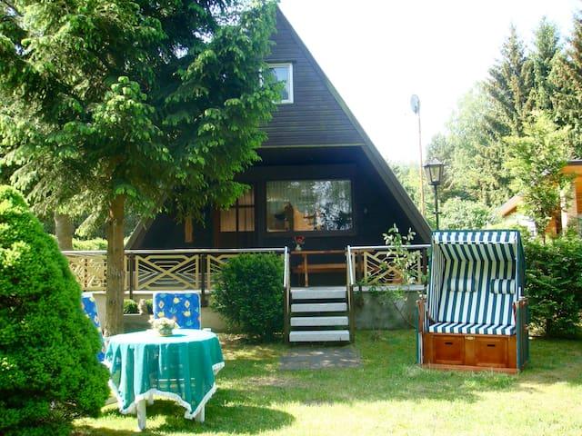 Ferienhaus direkt am See - Neuruppin - Bungalo