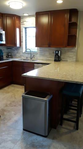 Luxury, functional kitchen