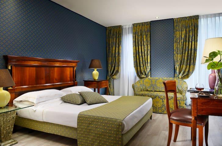 Doppia+Letto Agg.- Hotel Pierre Milano Zona Centro
