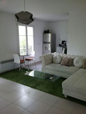 Bel appartement ensoleillé au calme - Fontenay-sous-Bois - Apartment