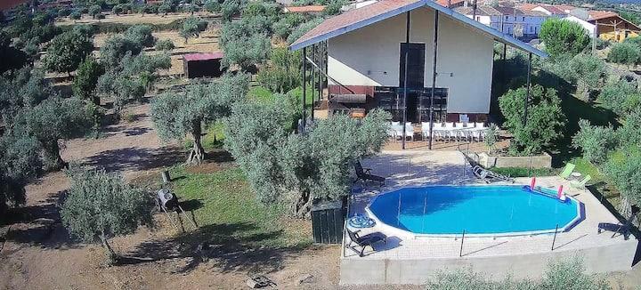 Casa con vistas en Santa Cruz de la Sierra