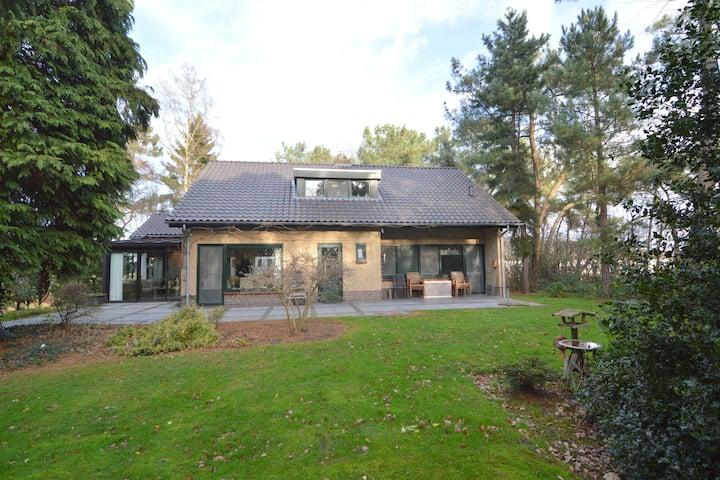 Charmante Villa in Venhorst mit Sauna