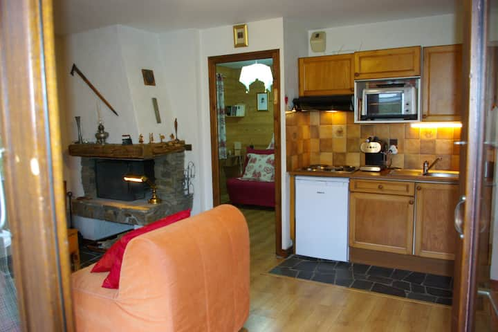 APPARTEMENT AMBIANCE CHALET