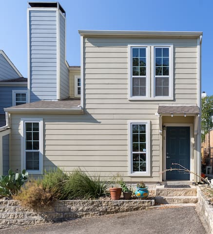 Townhome next to the West Austin Park & Dog Park!