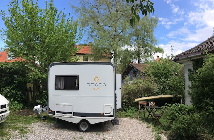 Tiny House Caravan in South Munich