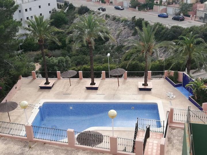 Villa con vistas al mar en zona privilegiada