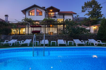 Guest house Hadji Kalio - vacantion in nature