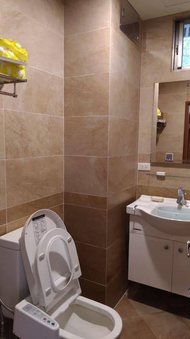 主臥衞浴, master room toilet