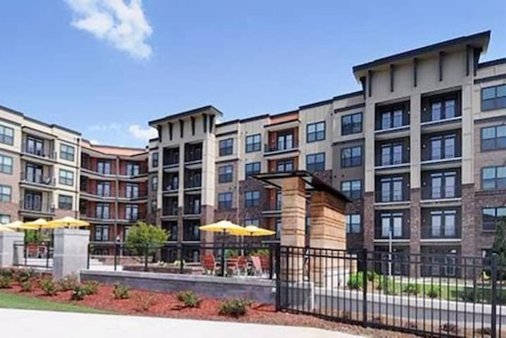 Baseball Lovers - Overlooking Coolray Field - Lawrenceville - Apartment