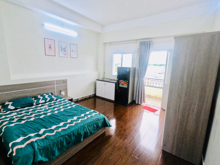 [50%OFF]Cozy Studio★Nearby Dam Sen Park★Center D11